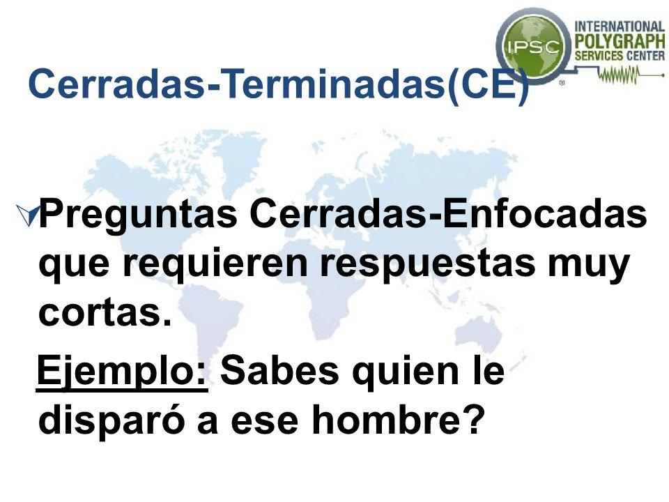 Cerradas-Terminadas(CE)