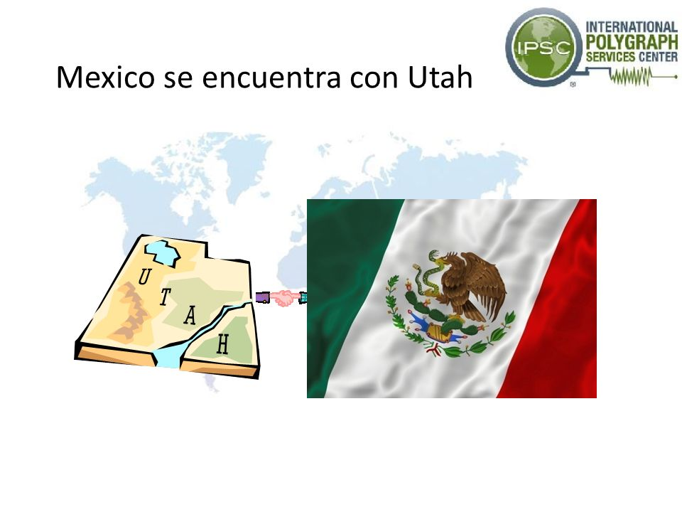 Mexico se encuentra con Utah