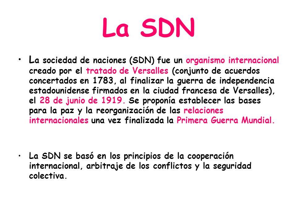 La SDN