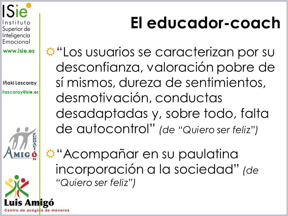 El educador-coach