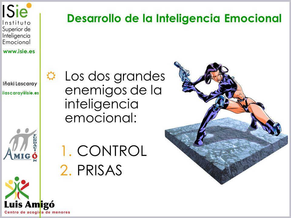 Desarrollo de la Inteligencia Emocional