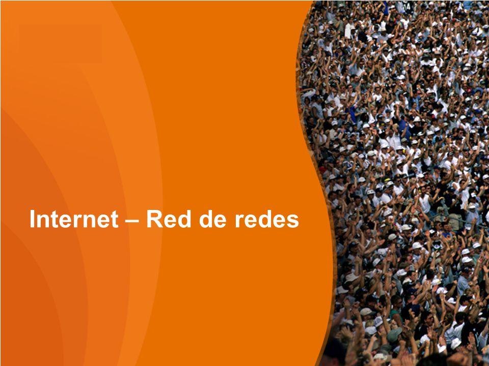 Internet – Red de redes
