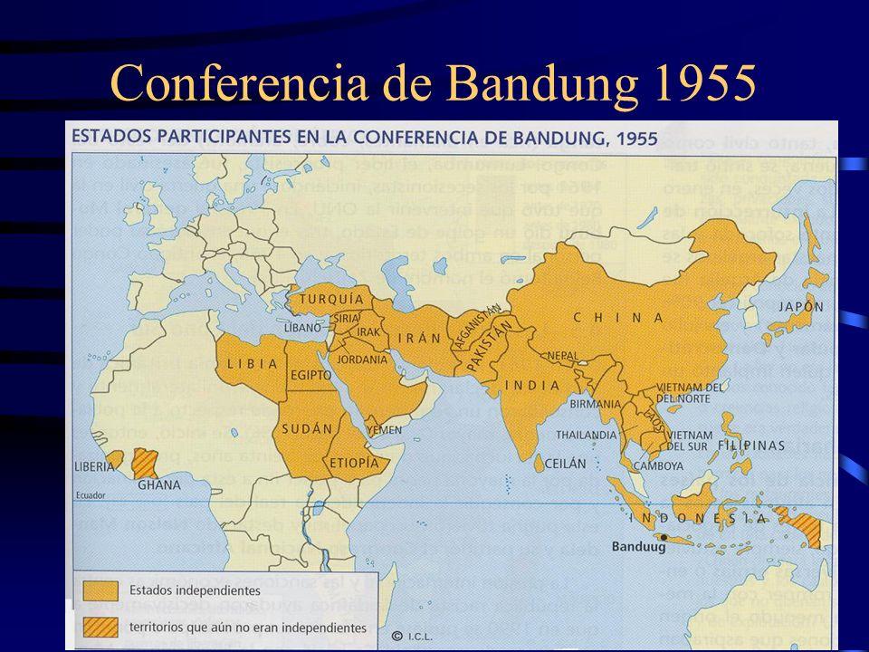 Conferencia de Bandung 1955