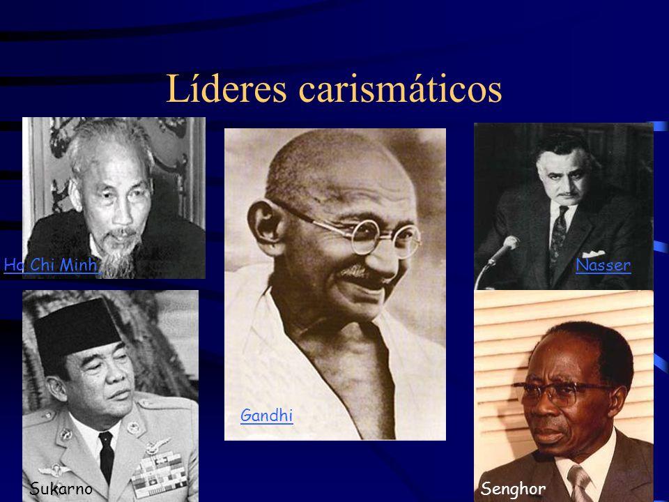 Historia. La descolonización.