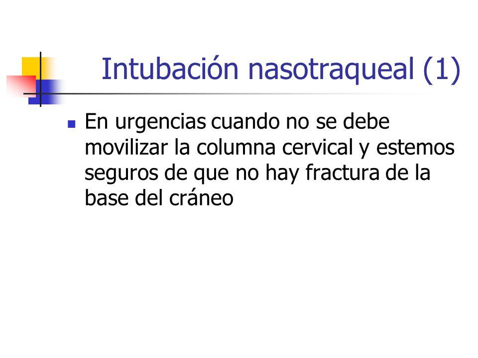 Intubación nasotraqueal (1)