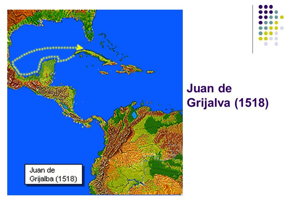 Juan de Grijalva (1518)