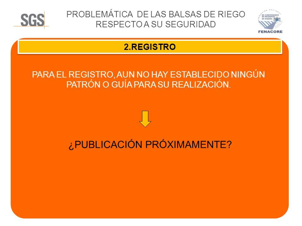 ¿PUBLICACIÓN PRÓXIMAMENTE
