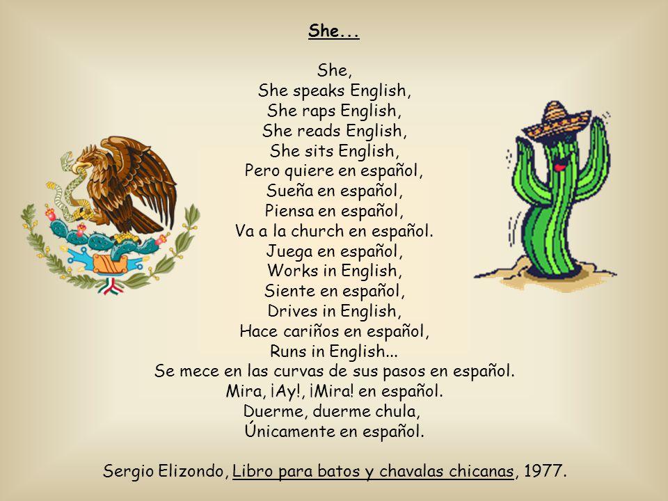 Va a la church en español. Juega en español, Works in English,