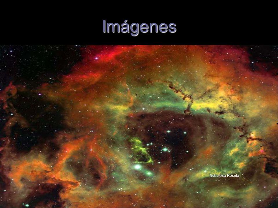 Imágenes Nebulosa Roseta