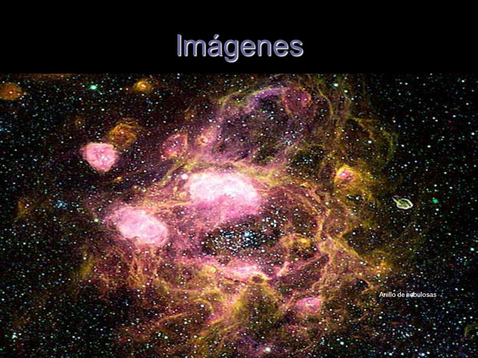 Imágenes Anillo de nebulosas