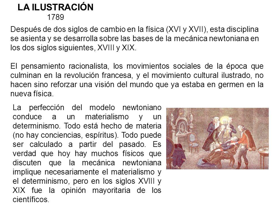 LA ILUSTRACIÓN 1789