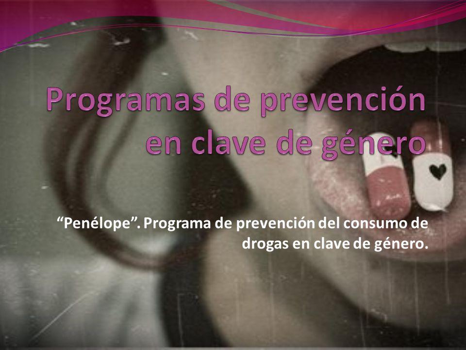 Programas de prevención en clave de género