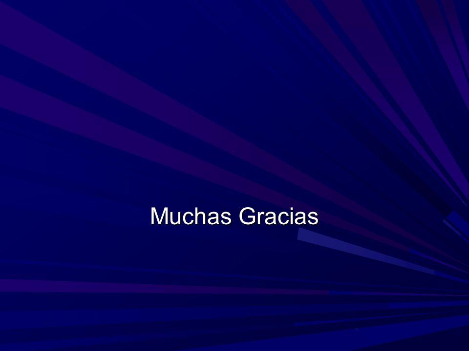 Muchas Gracias 45