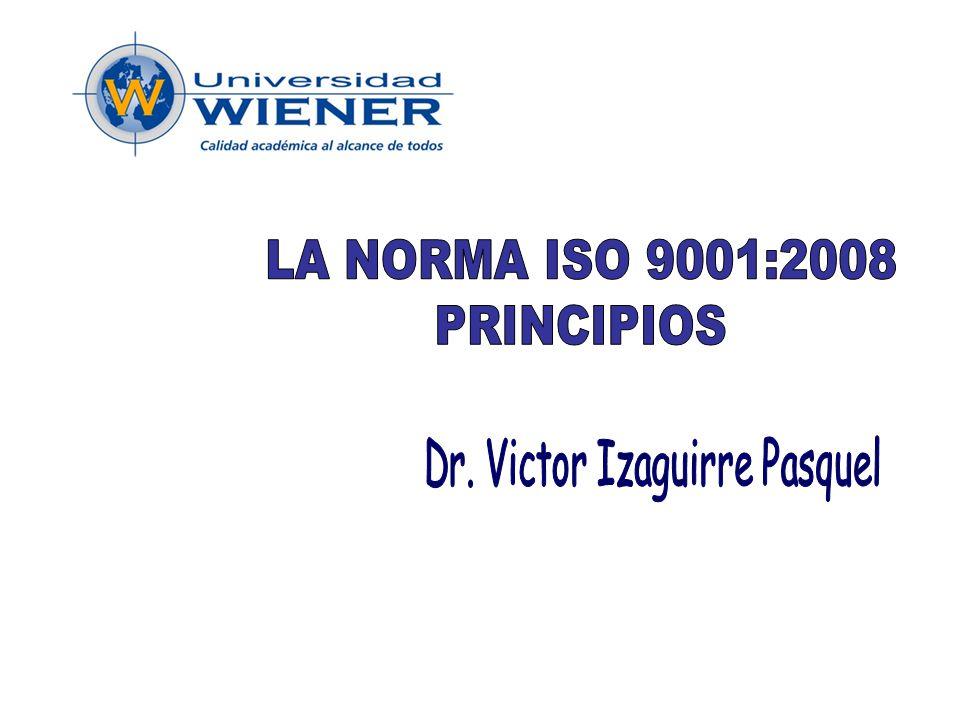 Dr. Victor Izaguirre Pasquel