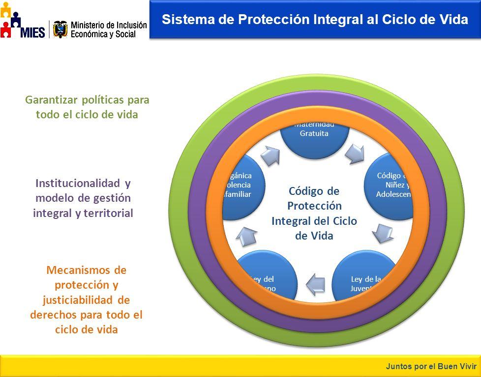 Sistema de Protección Integral al Ciclo de Vida