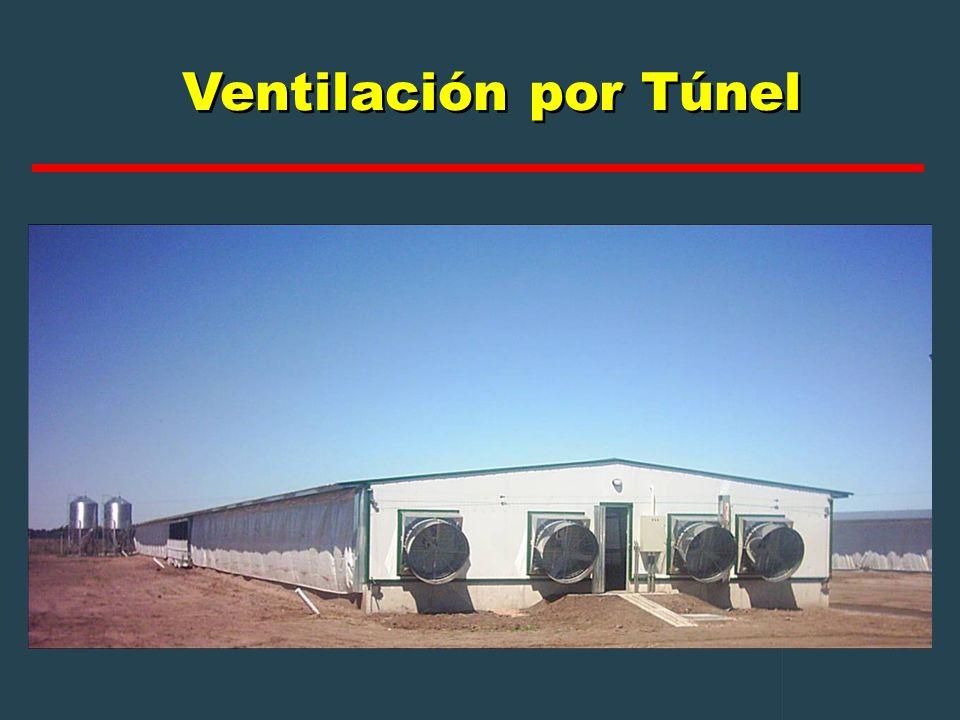 Ventilación por Túnel