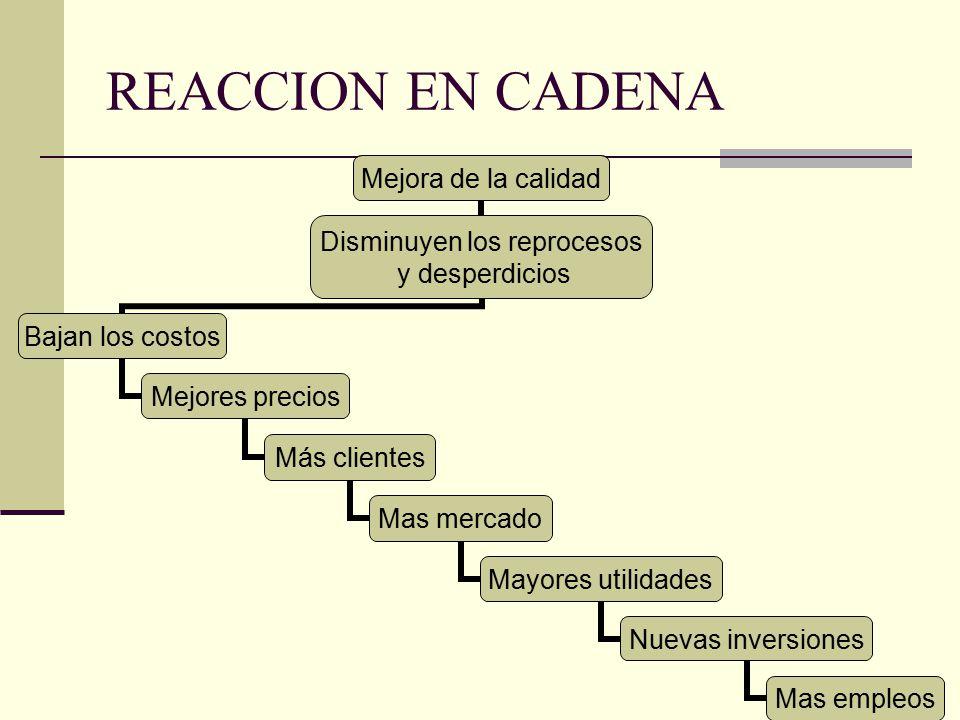 REACCION EN CADENA