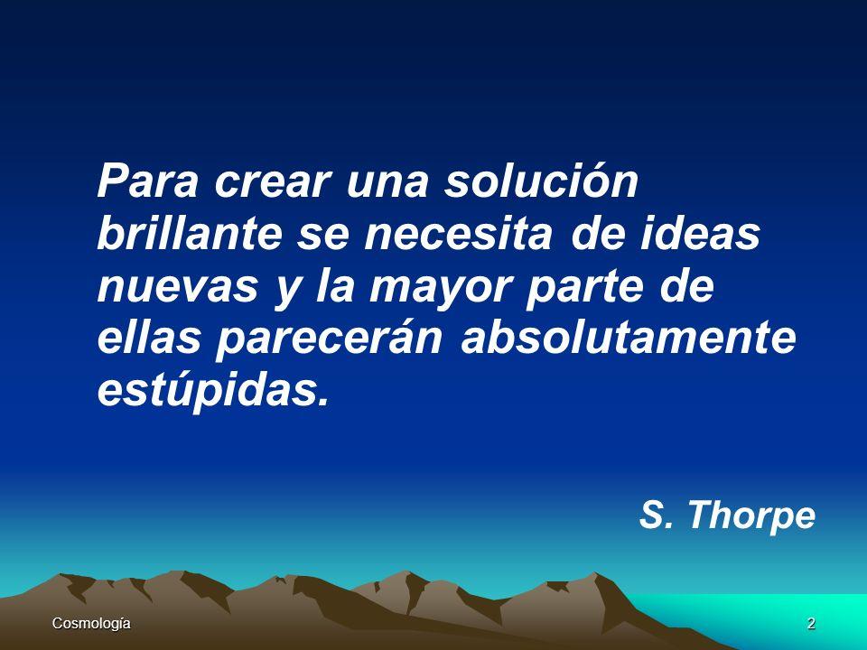 Para crear una solución brillante se necesita de ideas nuevas y la mayor parte de ellas parecerán absolutamente estúpidas.