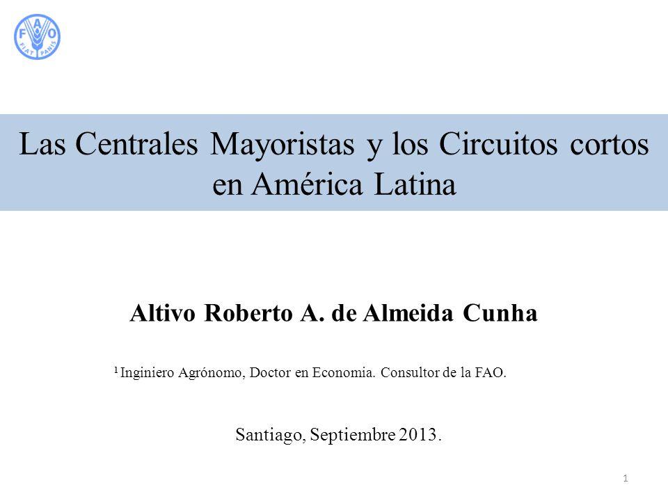 Altivo Roberto A. de Almeida Cunha