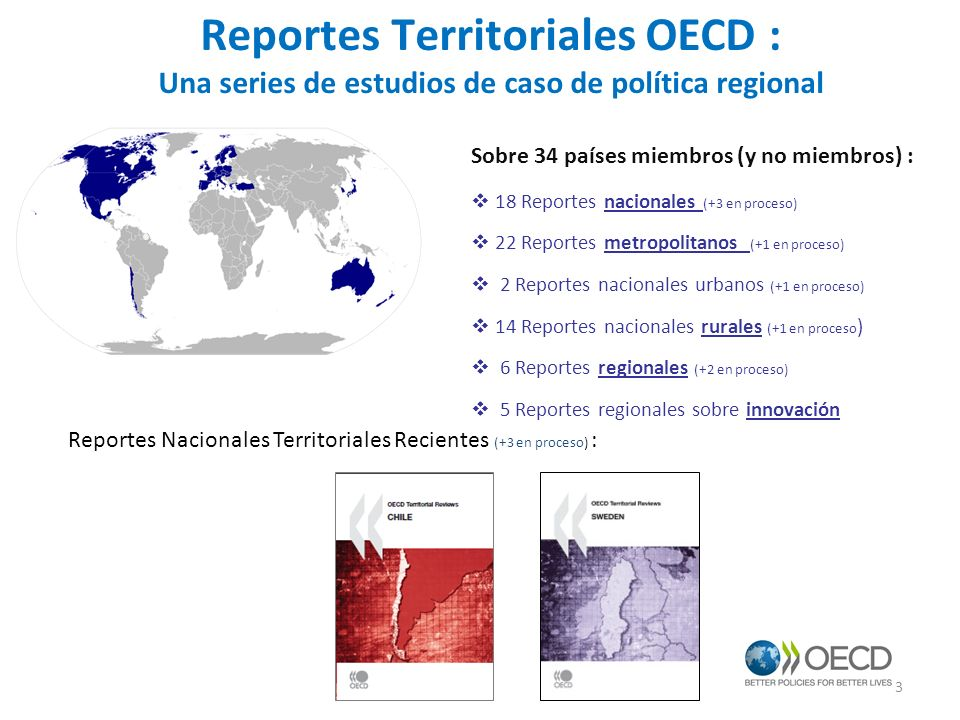 Reportes Territoriales OECD :