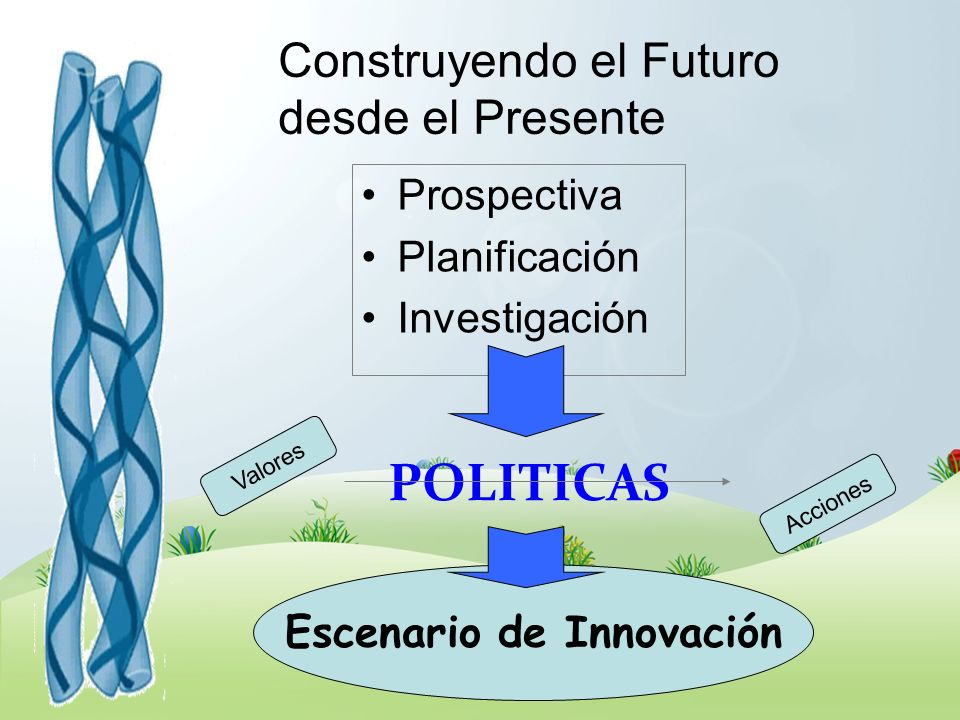 Construyendo el Futuro desde el Presente