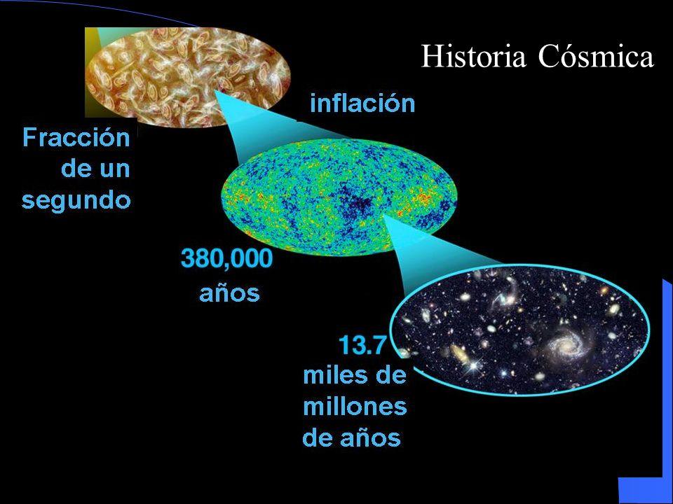 Historia Cósmica