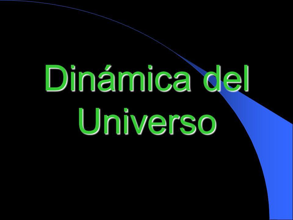 Dinámica del Universo