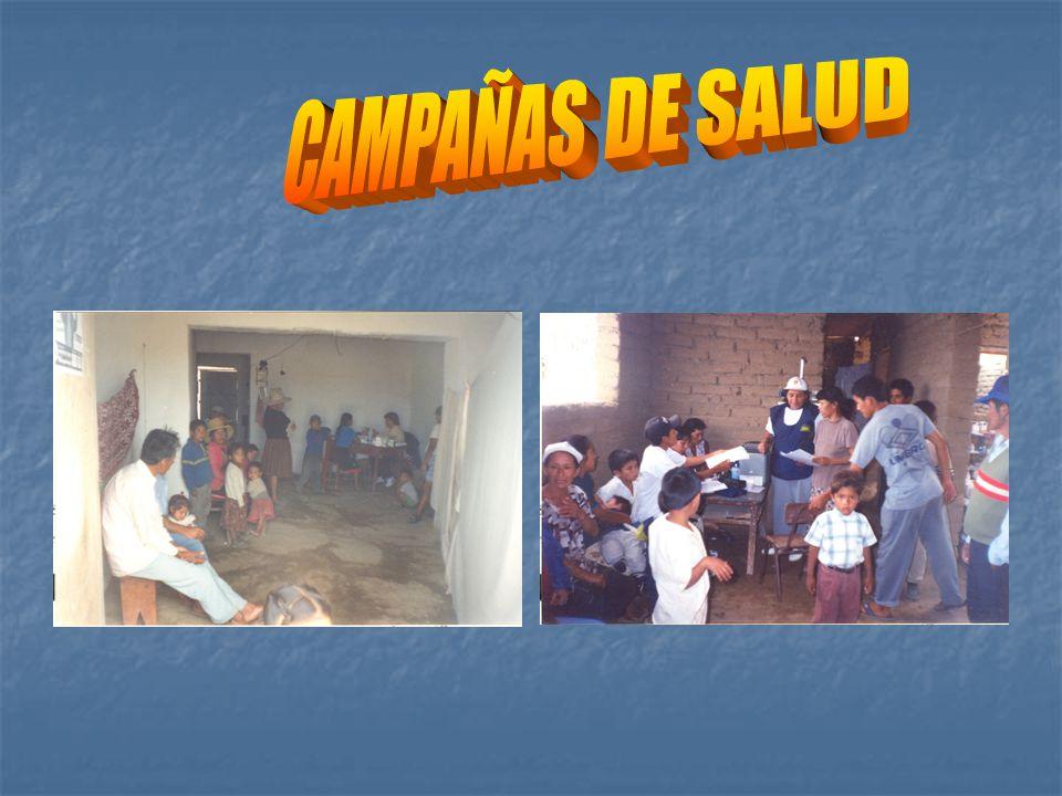 CAMPAÑAS DE SALUD