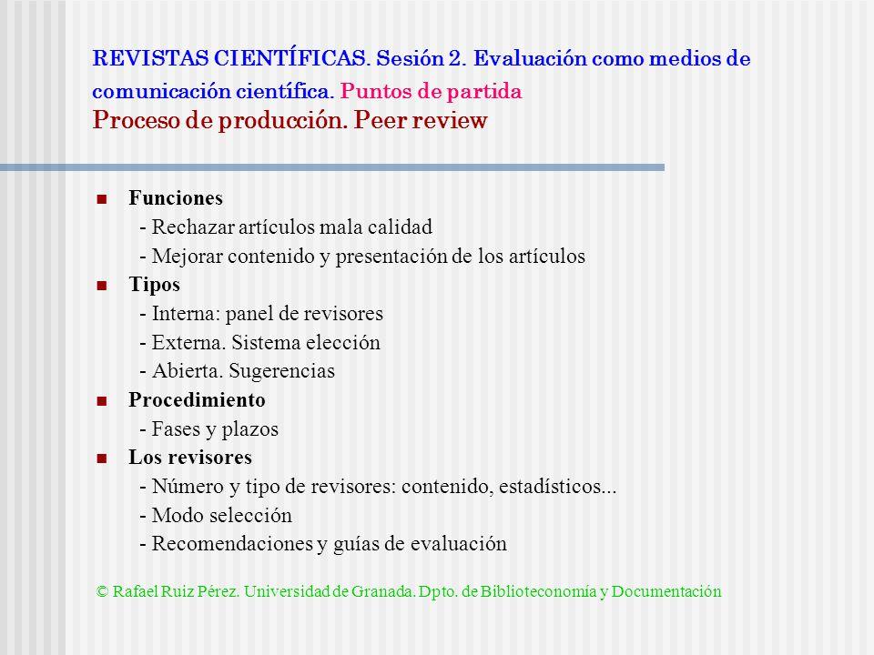 - Rechazar artículos mala calidad