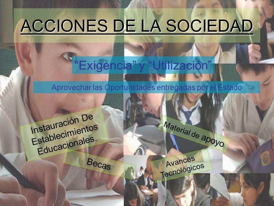 ACCIONES DE LA SOCIEDAD