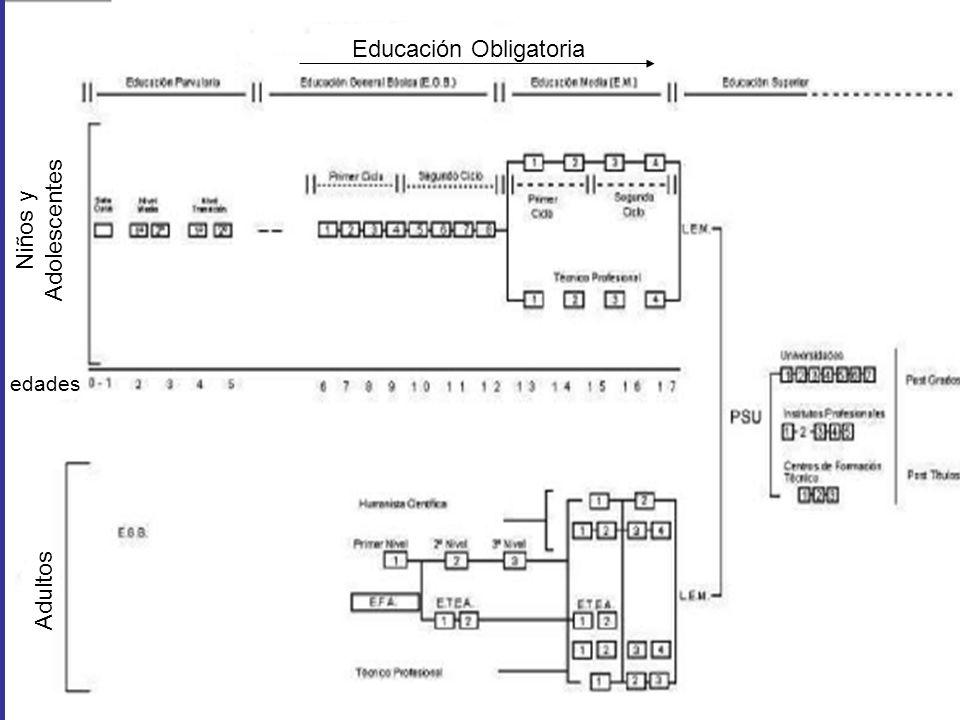 ESTRUCTURA SISTEMA EDUCACIONAL