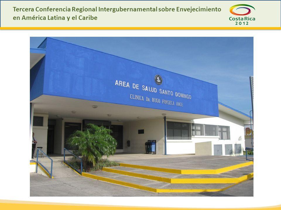 Tercera Conferencia Regional Intergubernamental sobre Envejecimiento en América Latina y el Caribe