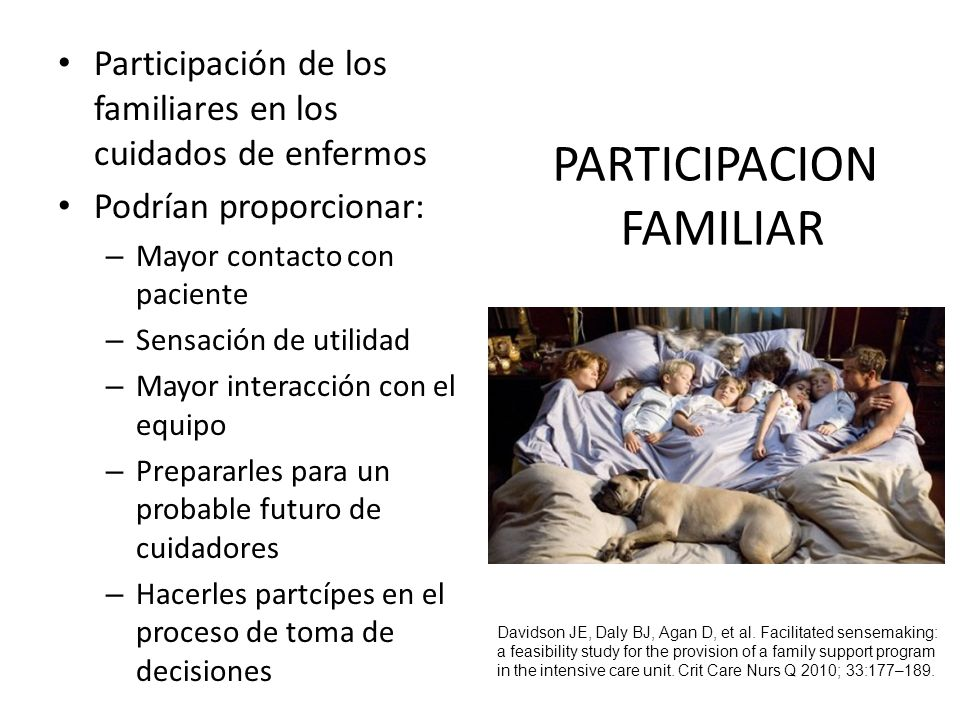 PARTICIPACION FAMILIAR