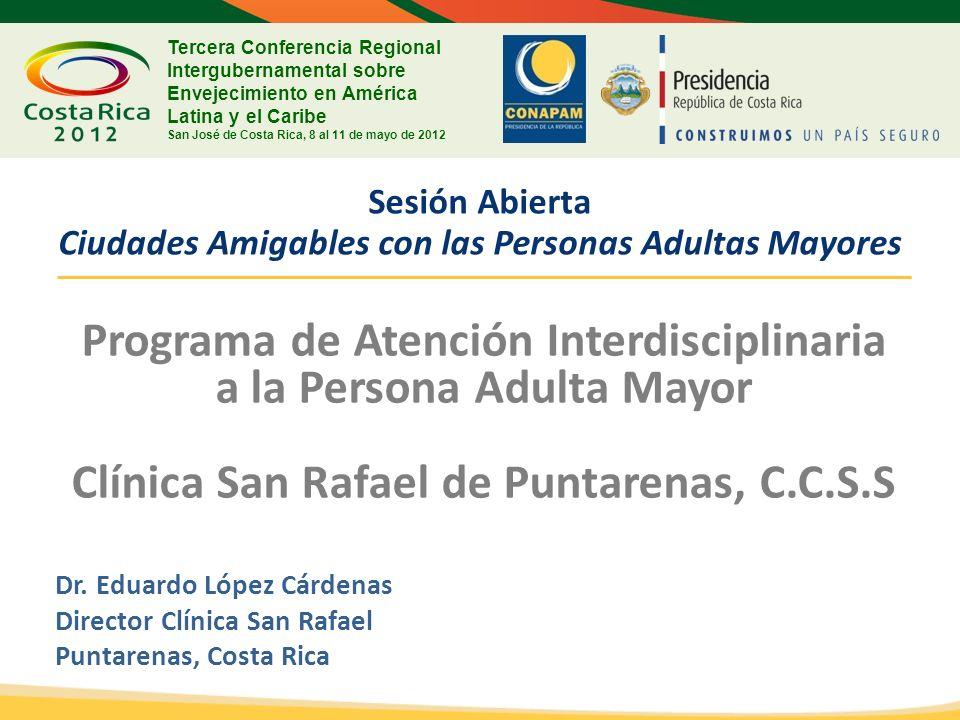 Programa de Atención Interdisciplinaria a la Persona Adulta Mayor