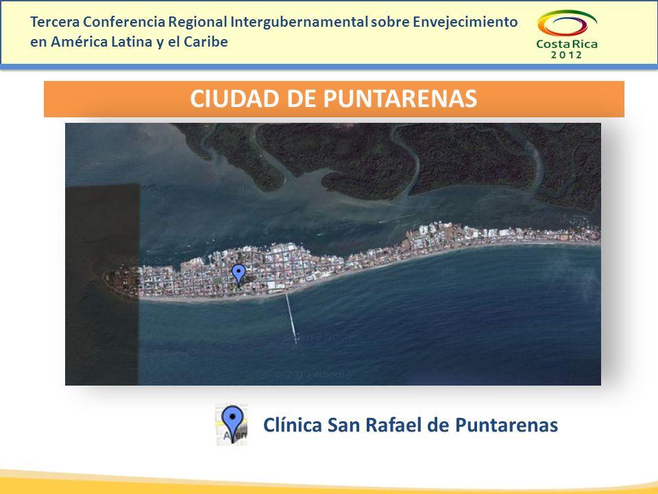 CIUDAD DE PUNTARENAS Clínica San Rafael de Puntarenas