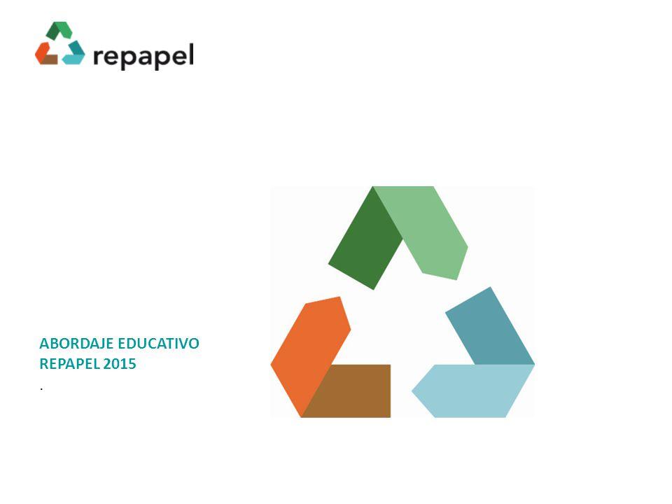 ABORDAJE EDUCATIVO REPAPEL 2015