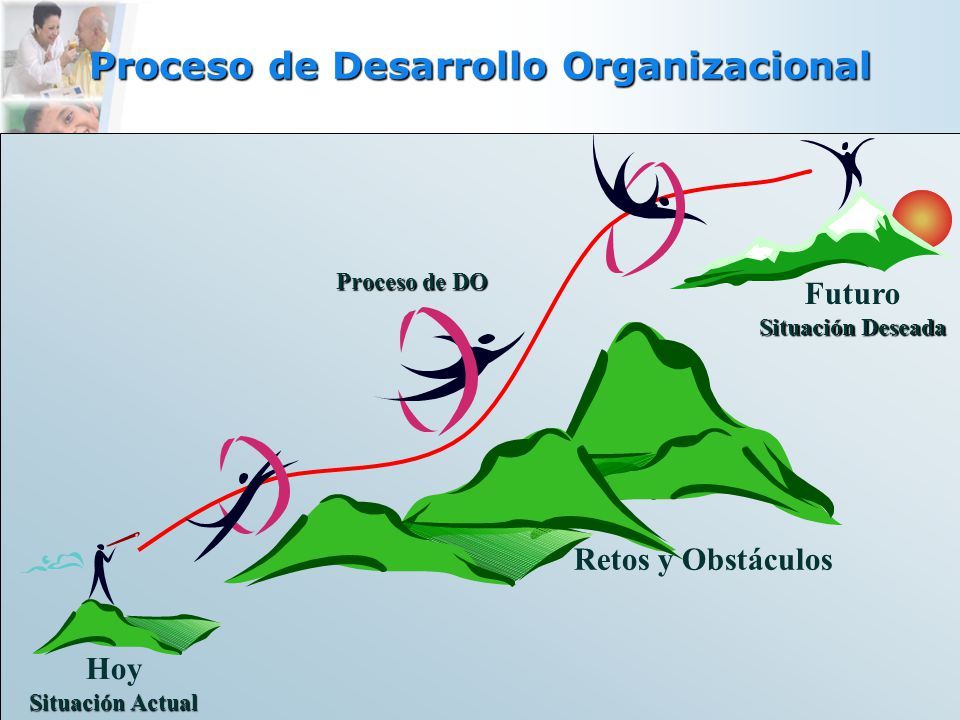 Proceso de Desarrollo Organizacional