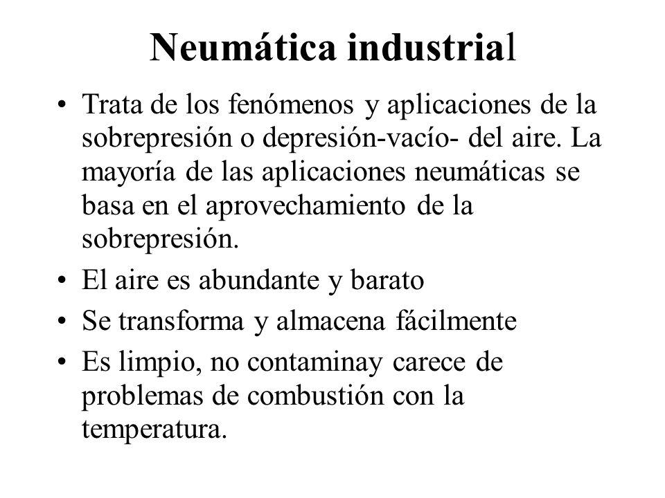 Neumática industrial