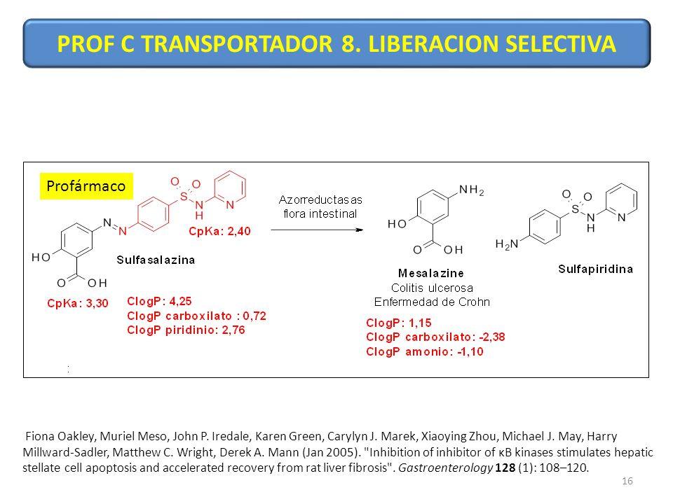 PROF C TRANSPORTADOR 8. LIBERACION SELECTIVA