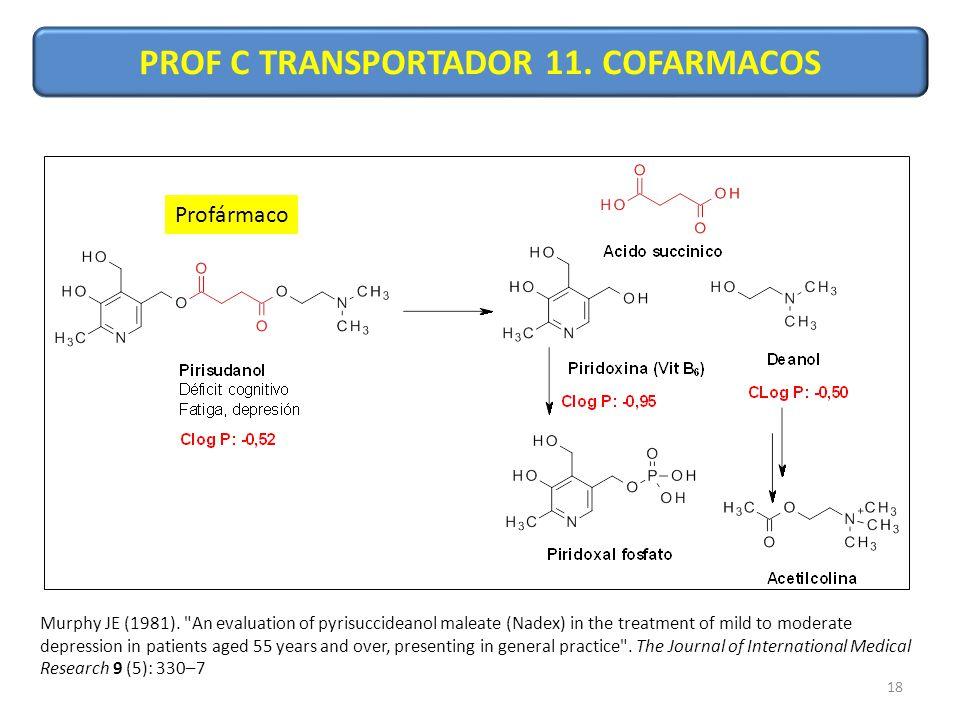 PROF C TRANSPORTADOR 11. COFARMACOS