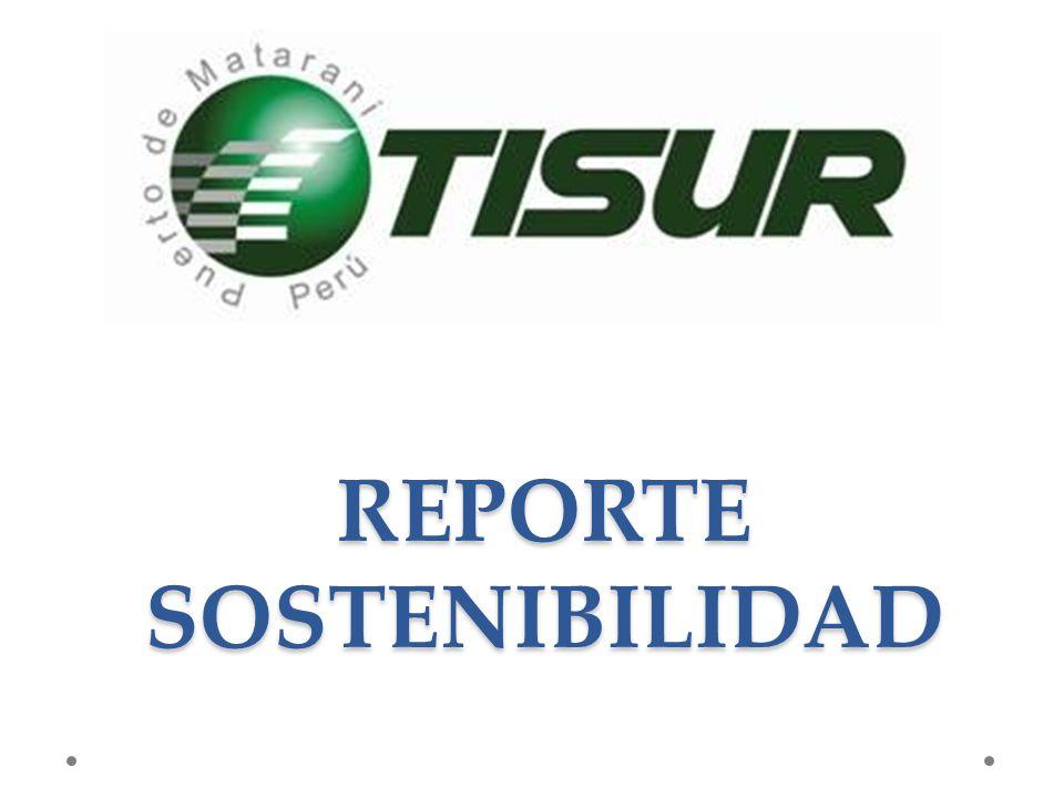 REPORTE SOSTENIBILIDAD