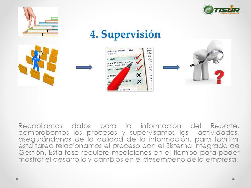 4. Supervisión