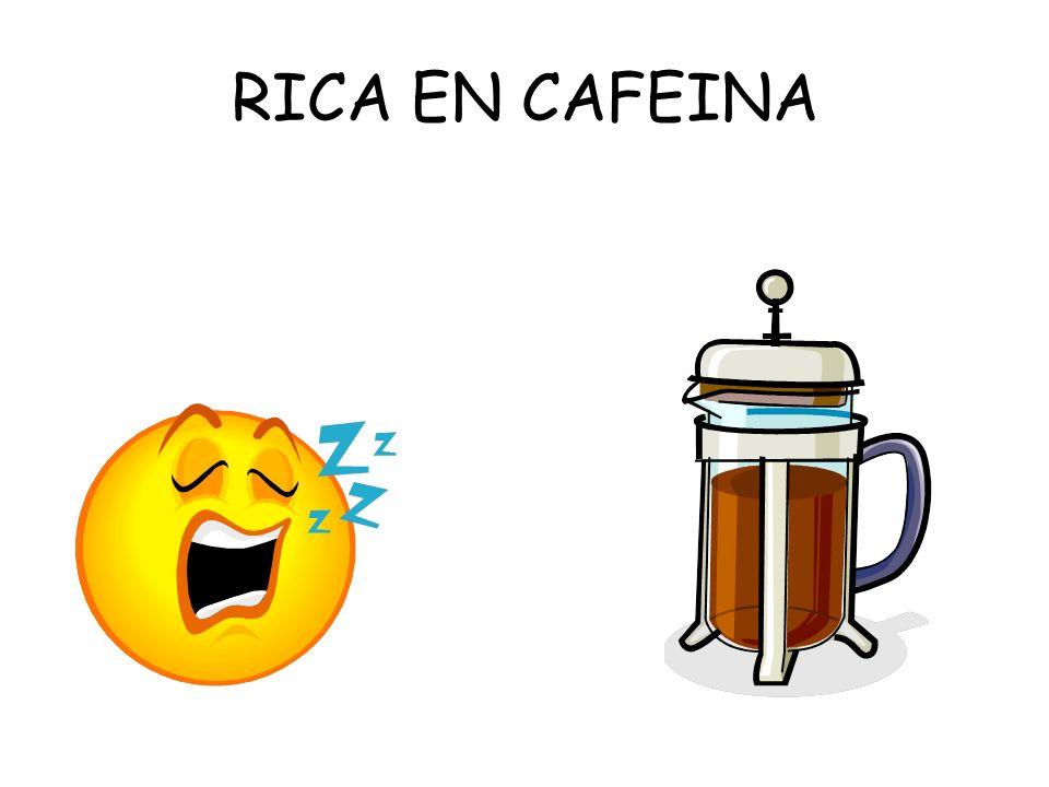 RICA EN CAFEINA