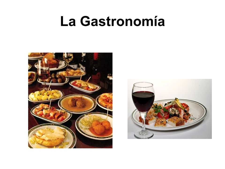 La Gastronomía