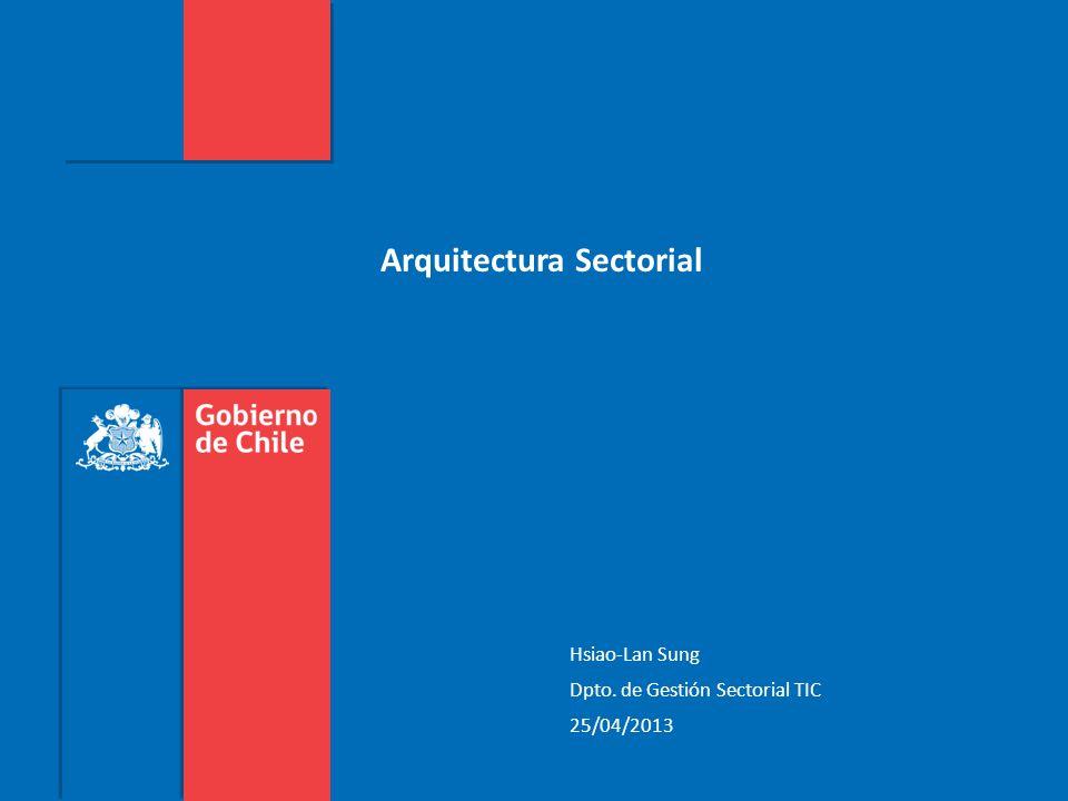 Arquitectura Sectorial
