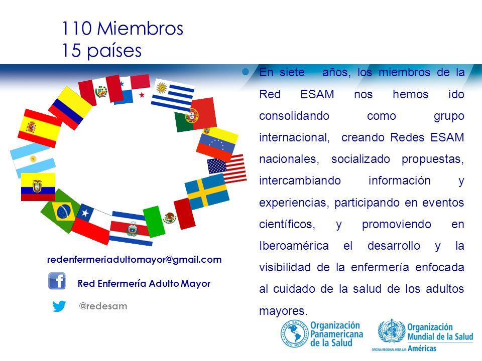 RED INTERNACIONAL DE ENFERMERIA EN SALUD MENTAL