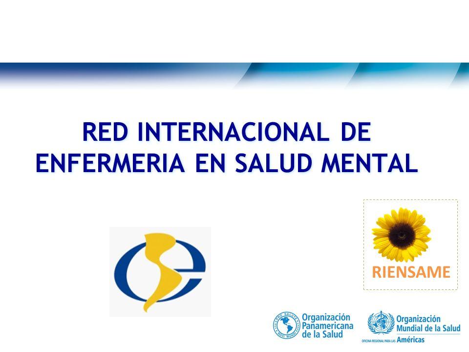 Red Internacional de enfermería en emergencias y desastres - REEDA