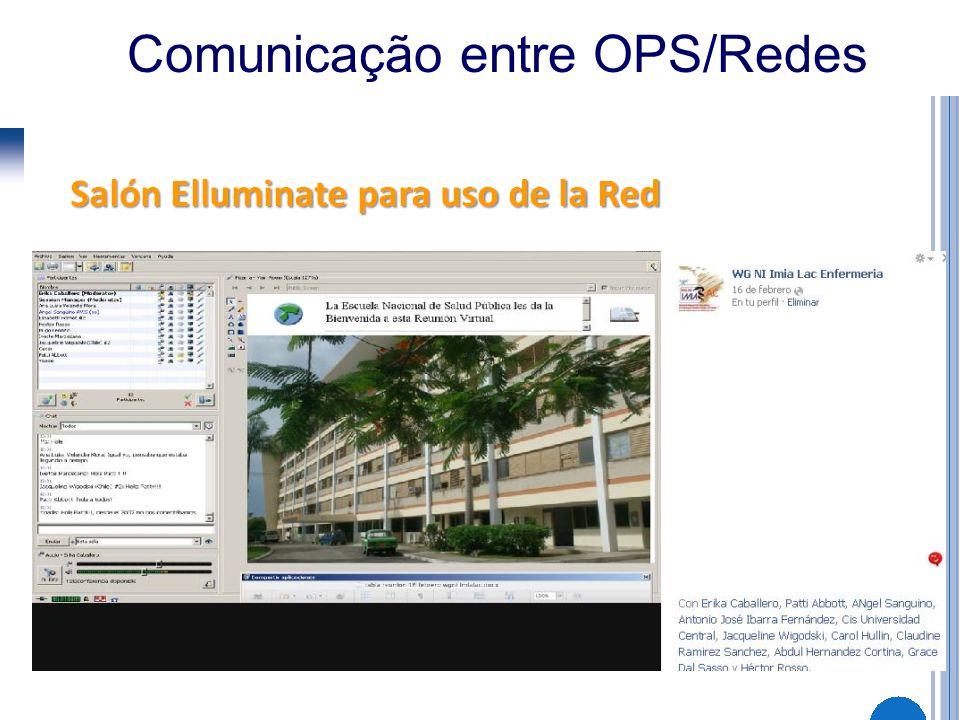 Red Enfaméricas 2.000 miembros de las Américas y de varias partes del mundo. enfamericas@listserv.paho.org.
