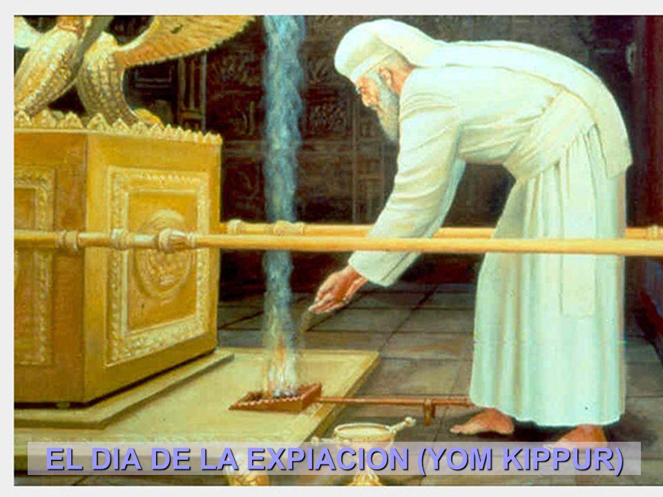 EL DIA DE LA EXPIACION (YOM KIPPUR)