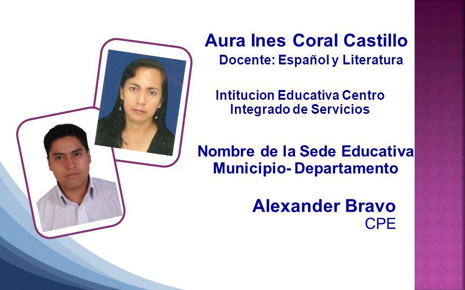 Aura Ines Coral Castillo